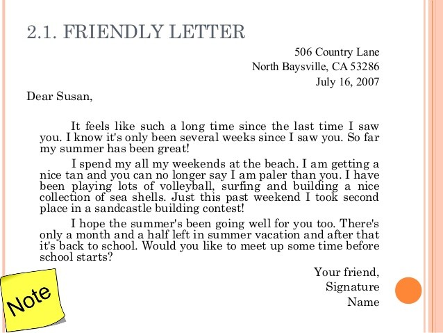 year 3 letter examples  3 letter writing - year 3 letter examples