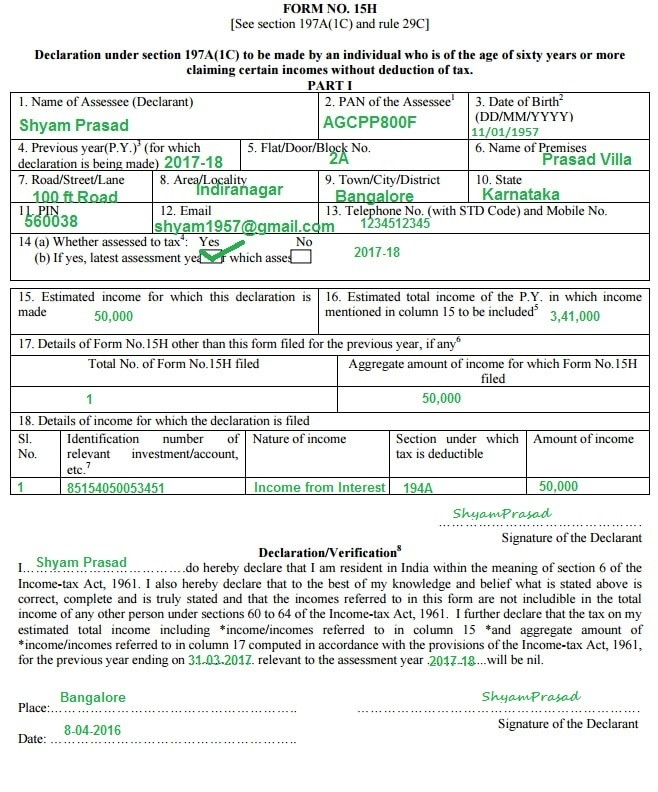 pnb deposit form pdf