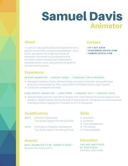 resume template 2019 free  +100 modèles de CV gratuits à télécharger - Canva - resume template 2019 free