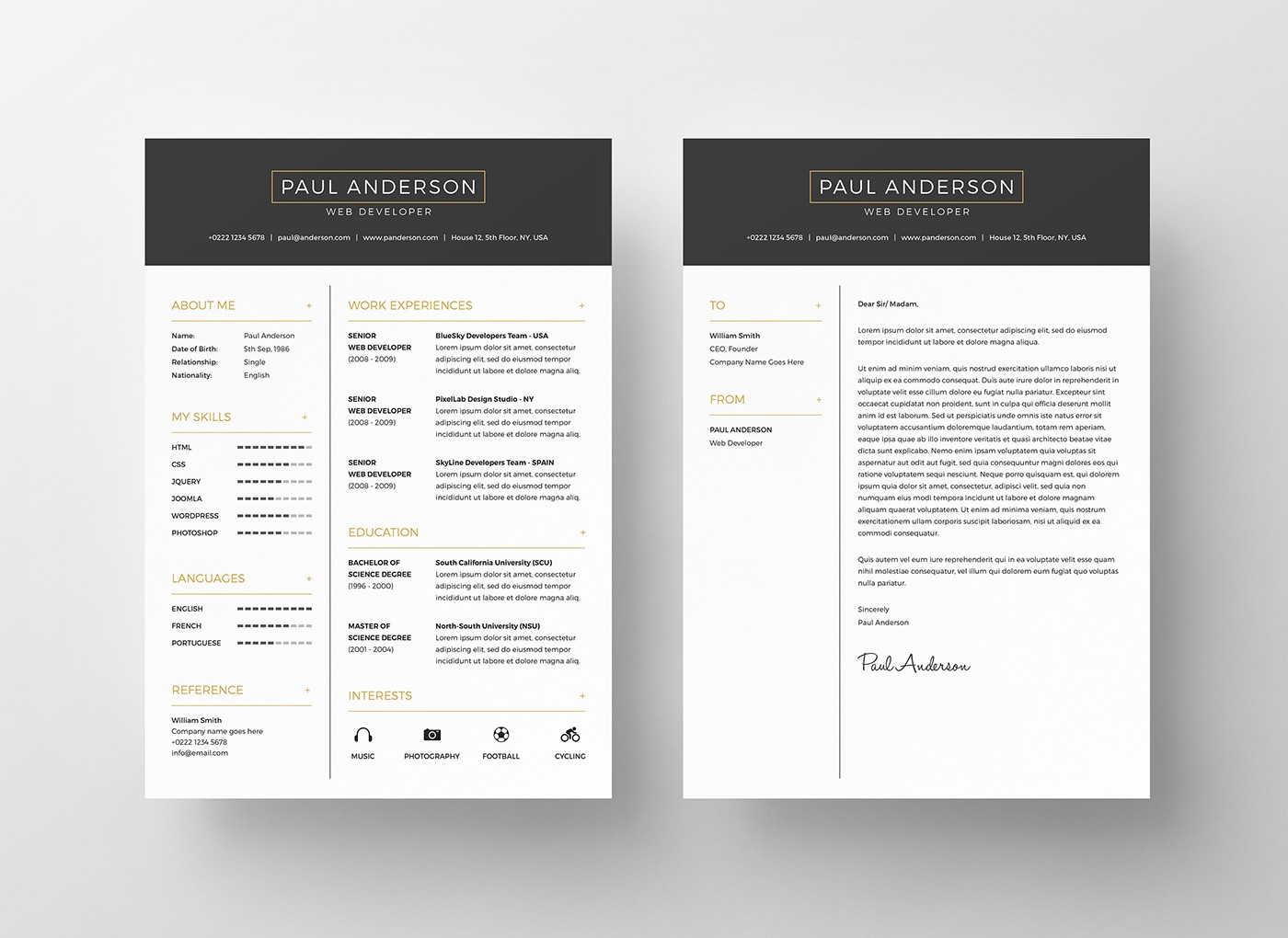 3 column resume template word 3 advice that you must