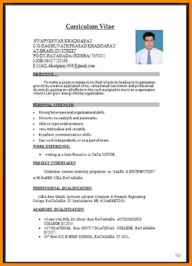 resume template objective  5+ cv sample word document | theorynpractice - resume template objective