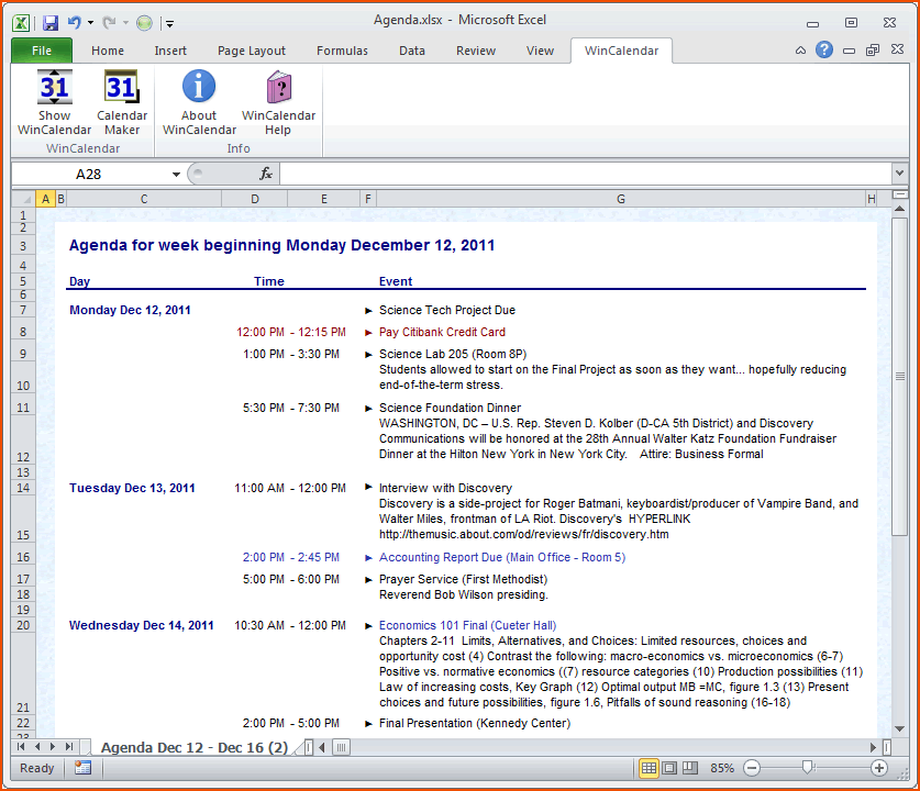 meeting room calendar template  8+ agenda format - bookletemplate