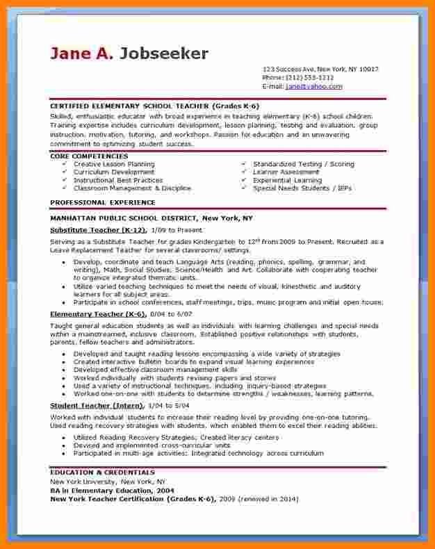 resume template teacher  8+ curriculum vitae for elementary teachers | theorynpractice - resume template teacher