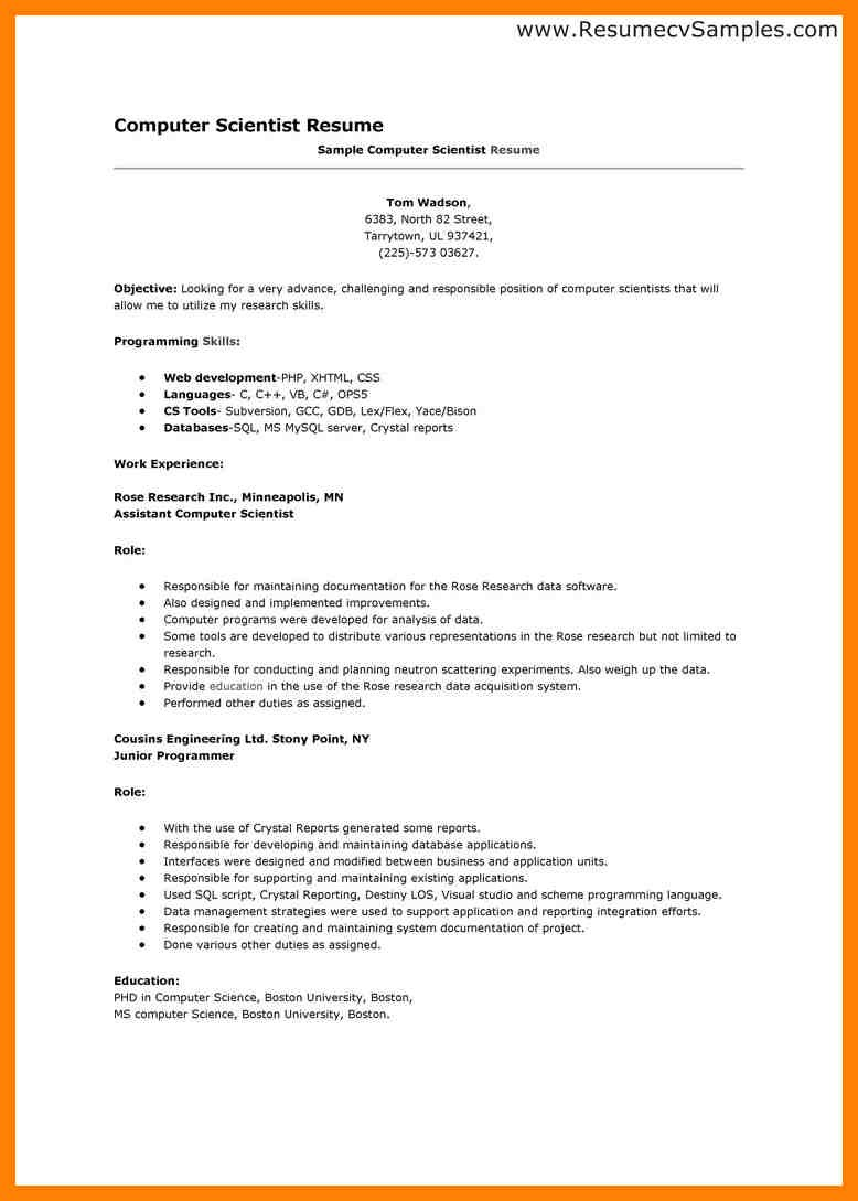 resume template language skills  9+ scientist resume examples | writing a memo - resume template language skills