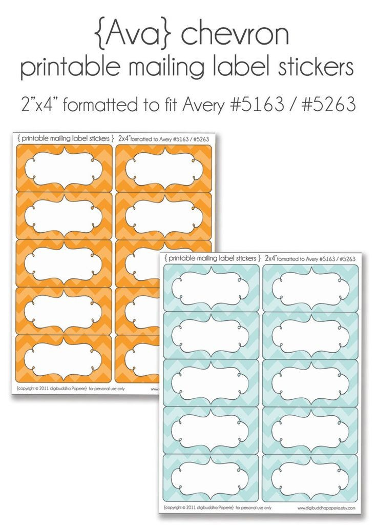 avery address labels template  Avery Template 8160 - Best Template Collection | LABELS ..
