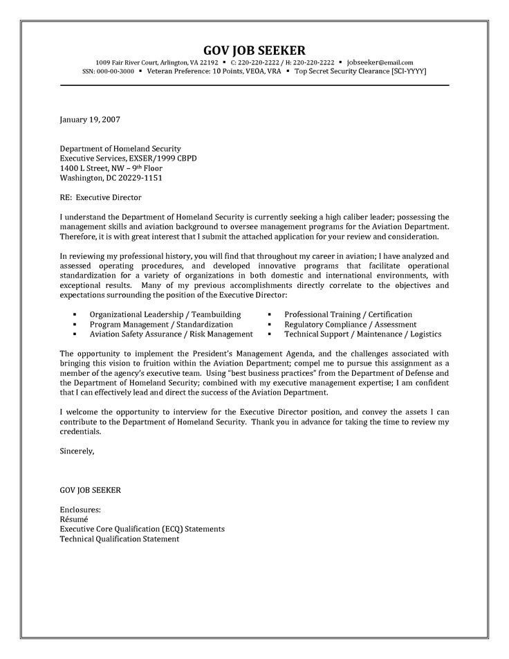 resume template usa jobs  Cover Letter Example Cover Letter Sample JobCover Letter ..
