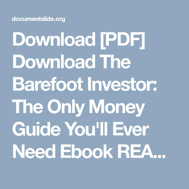 budget template barefoot investor  Download [PDF] Download The Barefoot Investor: The Only ..