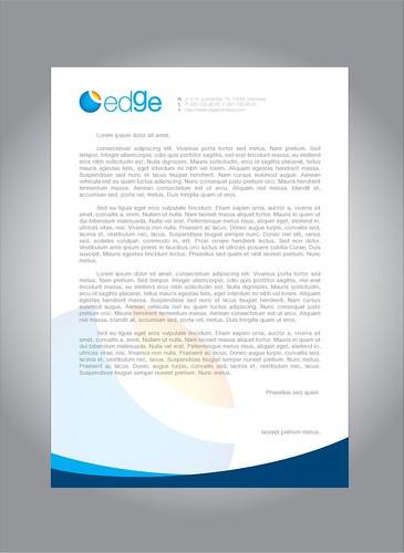 letter template with letterhead  Edge - Head Letter | Bima Arafah | Flickr - letter template with letterhead
