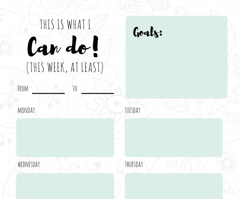 schedule template aesthetic  Haz tu horario semanal diferente al resto con Canva - schedule template aesthetic