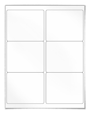avery template 5164  Label Template 6 Per Sheet | printable label templates - avery template 5164