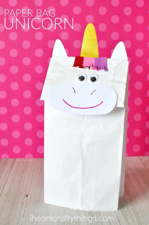 letter u craft template Magical Unicorn Crafts | For Kids | For Teens | For Adults ...