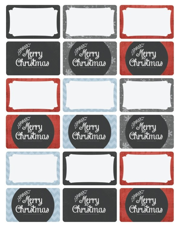 avery template download 5160  Merry Christmas Holiday Labels by Catherine Auger ..