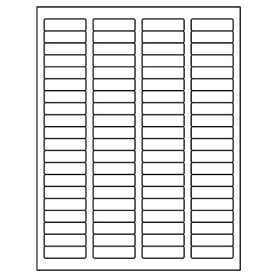 avery template ifs0250  Multipurpose Labels - RJS Labels - avery template ifs0250