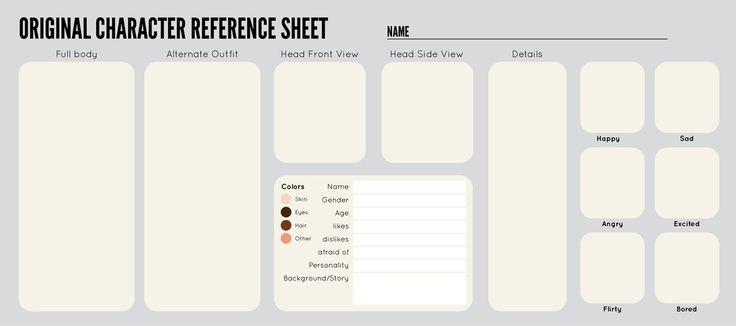 letter template with cc  OC Sheet Template by Zippora.deviantart.com on @DeviantArt ..