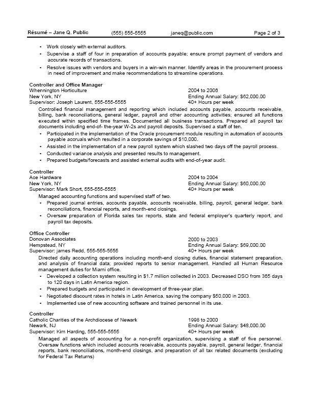 federal resume template usajobs  Pin oleh latestresume di Latest Resume | Job resume ..