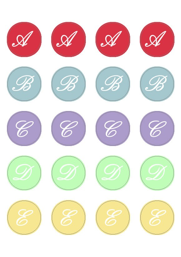 avery template on word  Round Labels and Circular Labels template - avery template on word