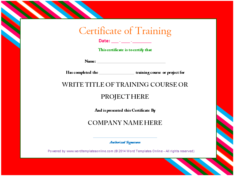 avery template on word  training certificate template word | About MS Word Templates - avery template on word