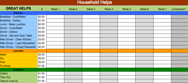 checklist template google sheets  24 Google Docs Templates That Will Make Your Life Easier - checklist template google sheets