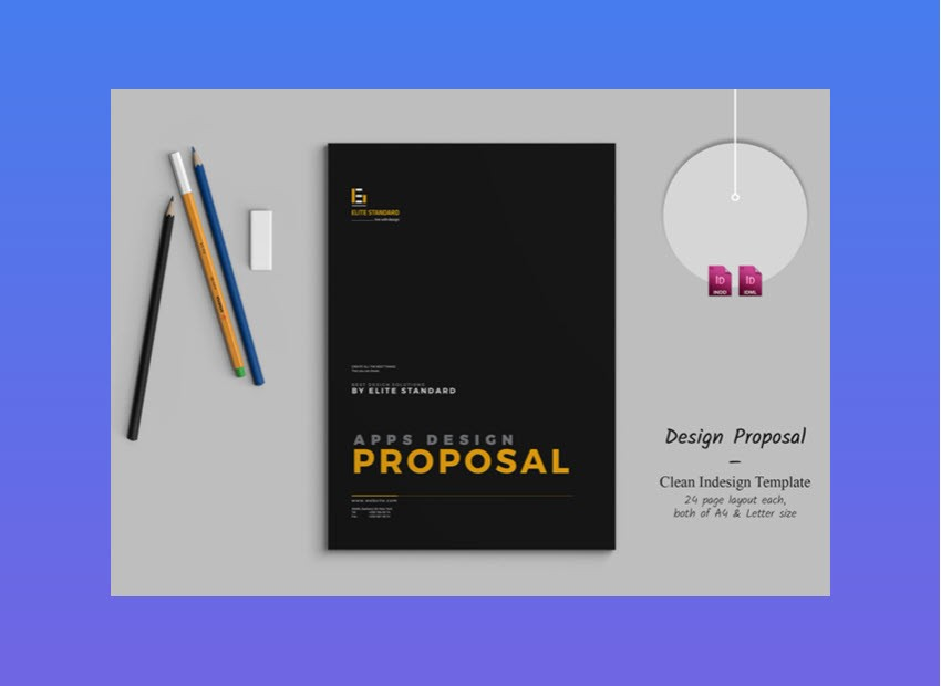 proposal template proposal design  25 Top Graphic Design (Branding) Project Proposal ..