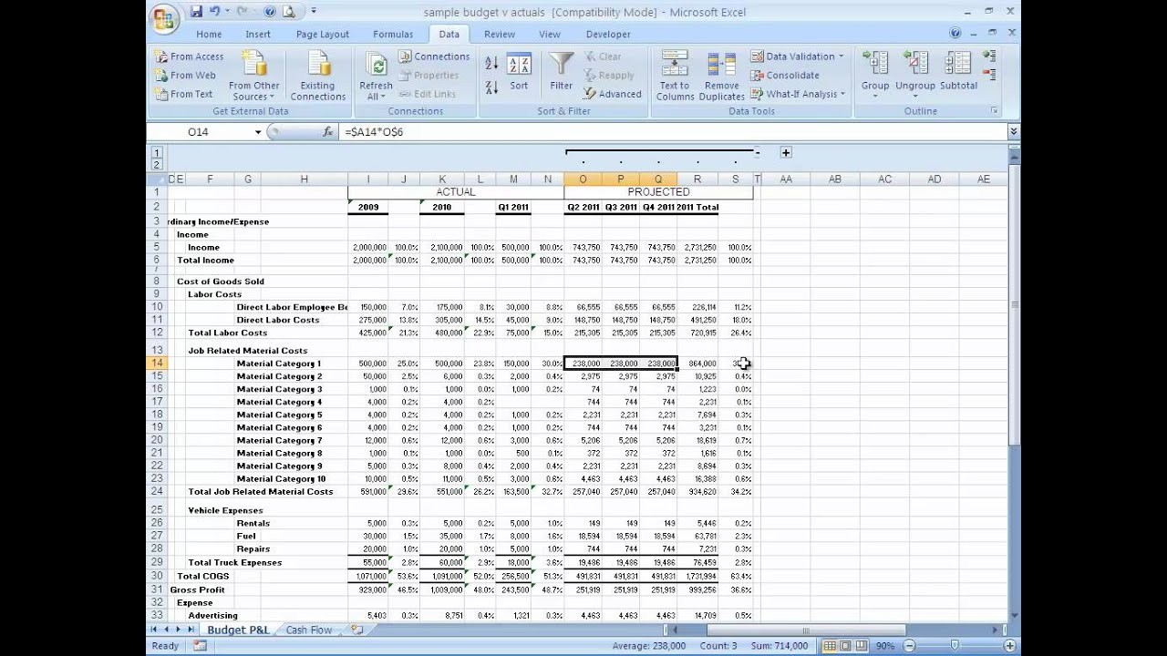 3 year business plan template excel  3 Year Financial Projection Template Pictures to Pin on ..