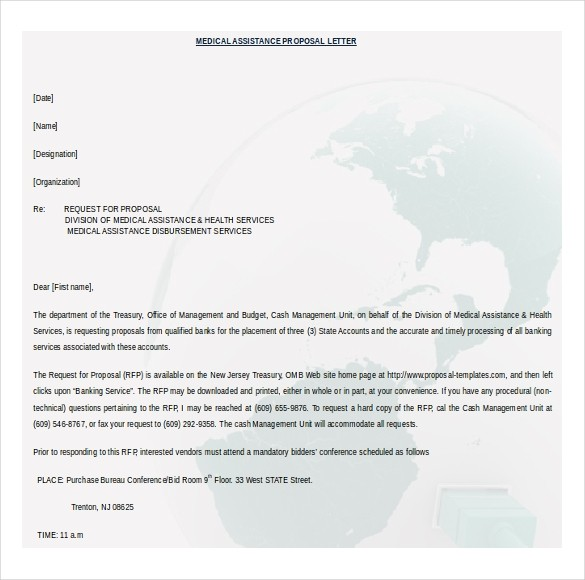 proposal template word free  38+ Free Proposal Templates - Word, Pages, PDF, Google ..