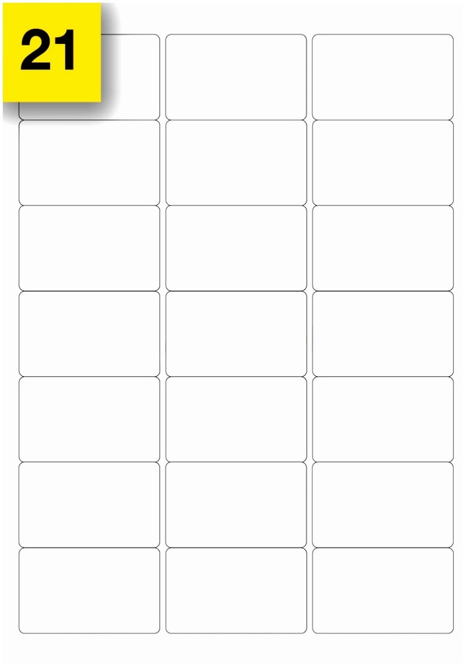 21 labels template word  6 Label Template 21 Per Sheet Free Download Hrrrp ..