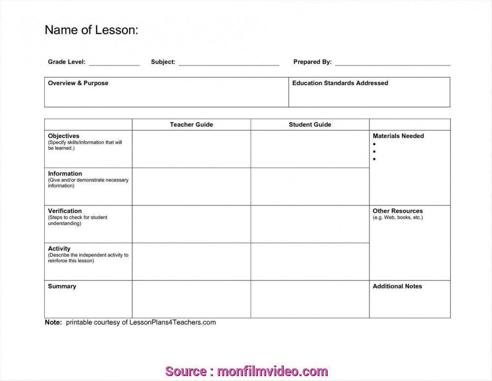 lesson plan template texas  7 Perfect How To Write A Lesson Plan In Texas Solutions ..