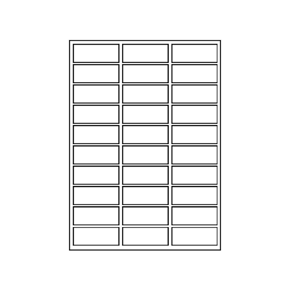 template for 5160 labels  Address Labels Avery Compatible # 5160 - CDROM2GO - template for 5160 labels