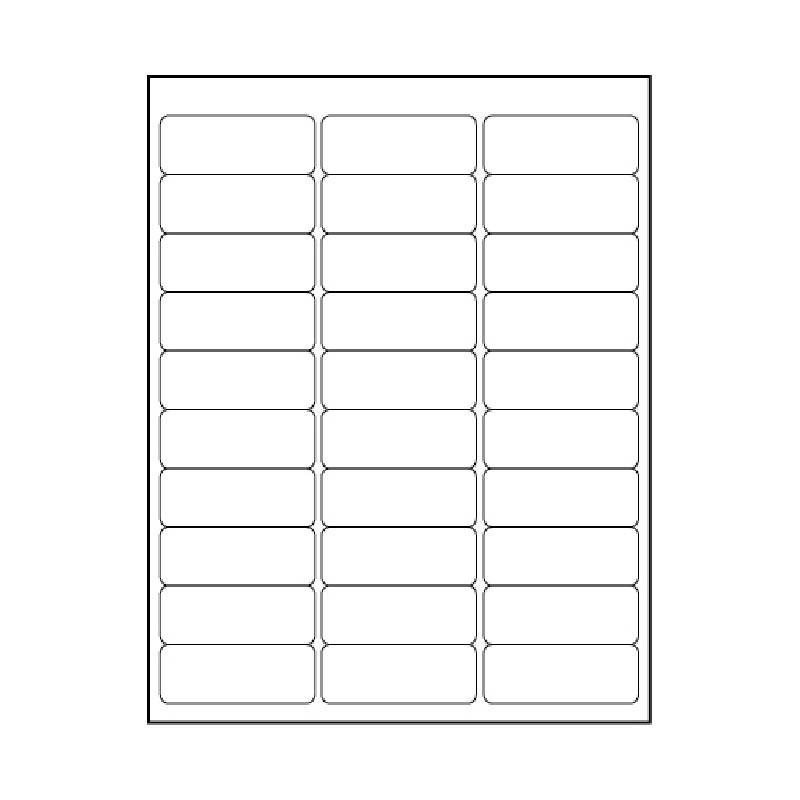 template for 5160 labels  Avery 5160 Template | Free Avery 5160 Templates Download ..