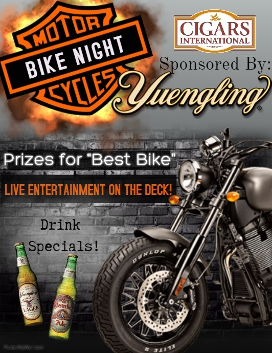 bike night flyer template free  Bike Night Flyer template | PosterMyWall - bike night flyer template free