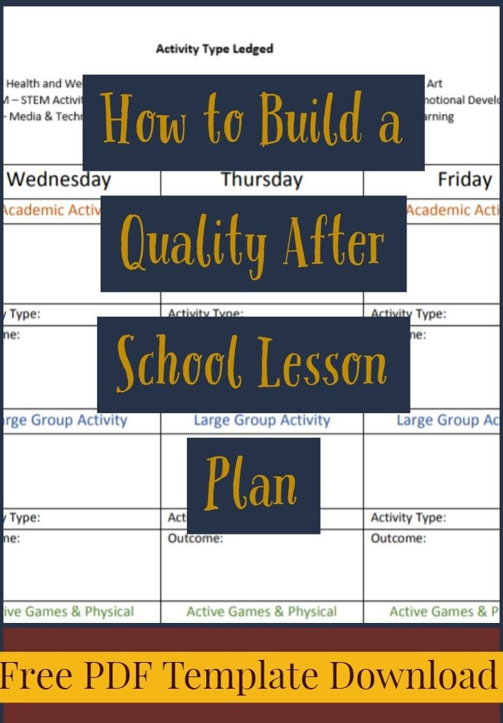 ymca lesson plan template  Create a purposefully themed weekly lesson plan. Learn ..