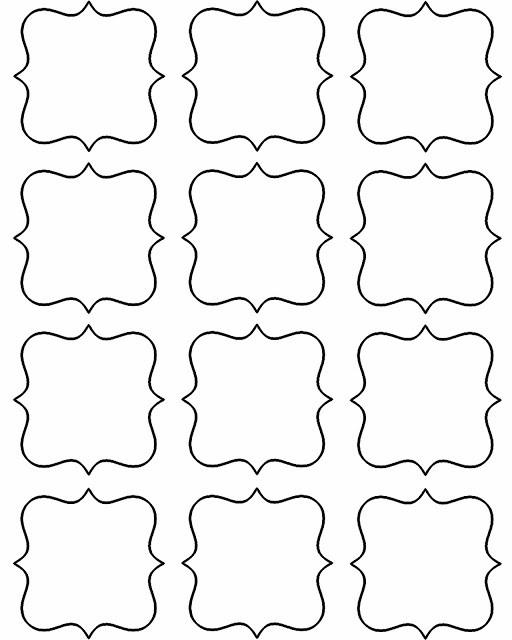 tag labels template  Doodlecraft: Freebie Week: Gift Tags and Labels! - tag labels template