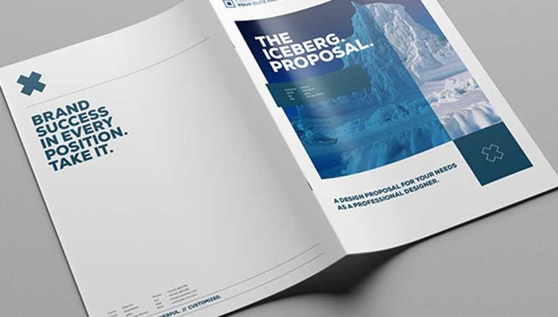 template proposal keren  [DOWNLOAD] 11 Contoh Proposal Keren Tinggal di Edit Aja! - template proposal keren