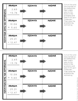 lesson plan template i do we do you do  Examples of I Do, We Do, You Do - The Owl Teacher - lesson plan template i do we do you do