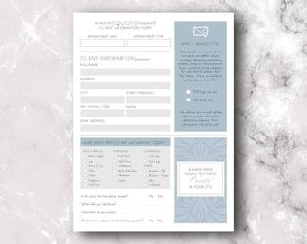 virtual assistant contract template  Eyelash Extensions: Client Information Forms Aftercare - virtual assistant contract template