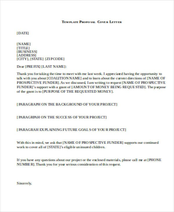 business proposal template word doc  FREE 32+ Business Proposal Letter Templates in MS Word ..