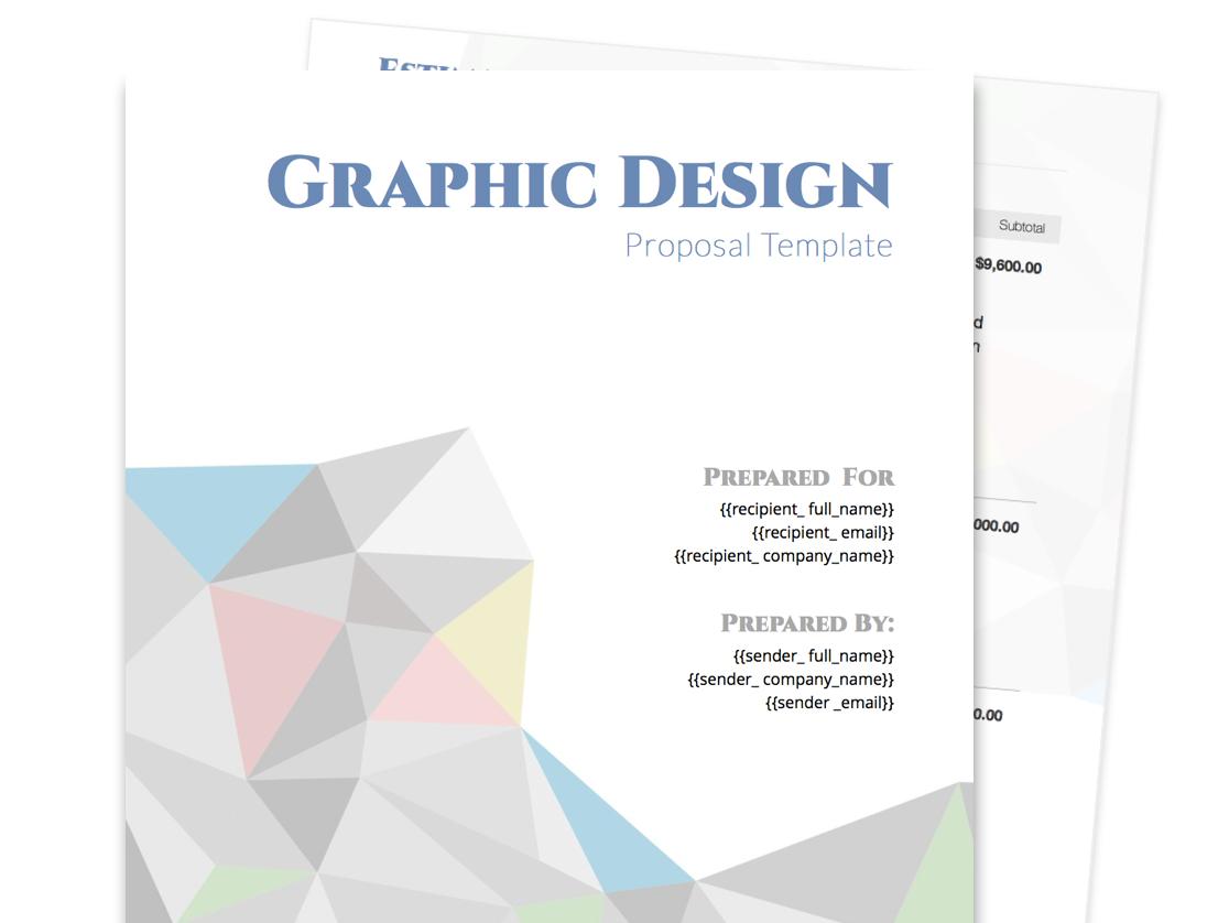 proposal template proposal design  Free Business Proposal Templates - proposal template proposal design
