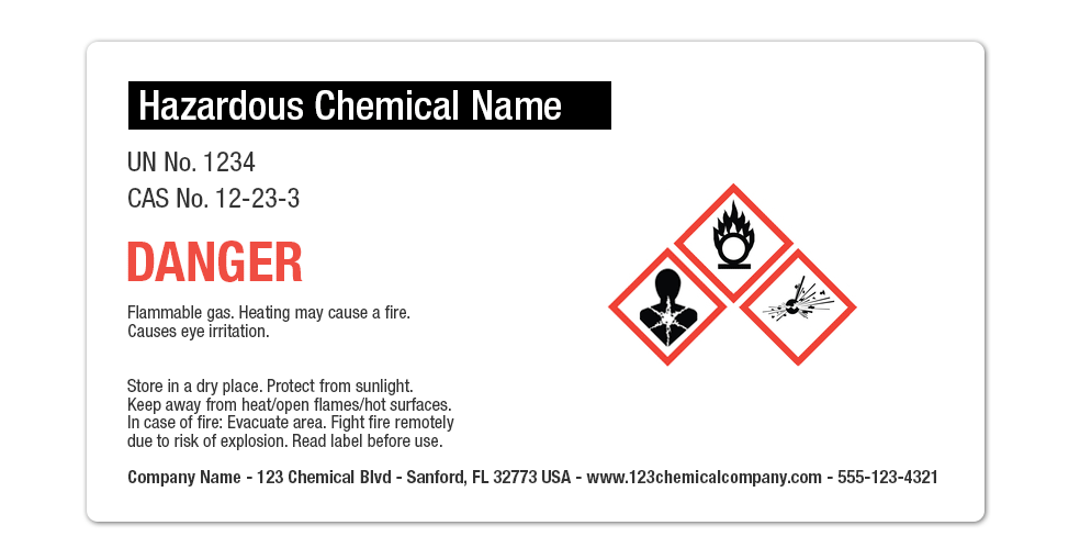 chemical labels template  Getting Your GHS Labels OSHA-Ready - OnlineLabels