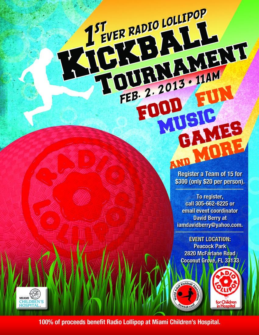 free kickball flyer template  kickball tournament - Google Search | Church picnic ..