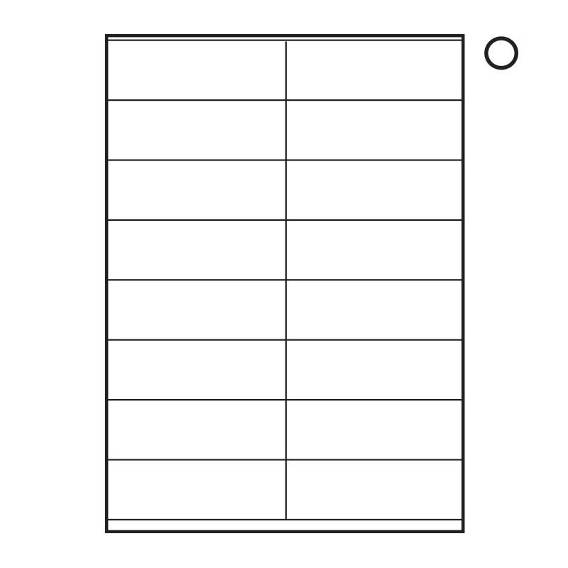 labels template a4  Label Template 16 Per Sheet   printable label templates - labels template a4