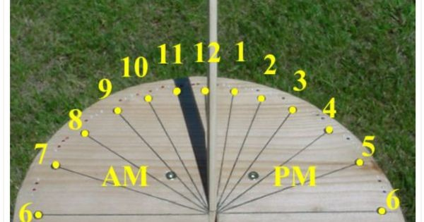 5 e lesson plan template  Make a Sundial - Free Lesson Plan for Grades 1 - 3 from ..