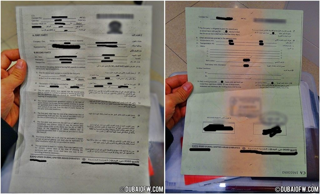 tenancy contract template dubai  OFWS: Make Sure These Things Are Mentioned In Your ..