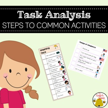 lesson plan template for autistic students  Task Analysis: Steps to Common Activities in the Autism ..
