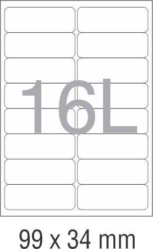 novajet labels 8 templates  TechNova Imaging Systems - NovaJet Multipurpose Label 16L ..