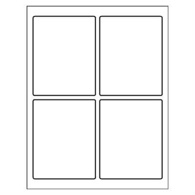 4 labels per sheet template  Templates - Shipping Label, 4 per sheet | Avery - 4 labels per sheet template