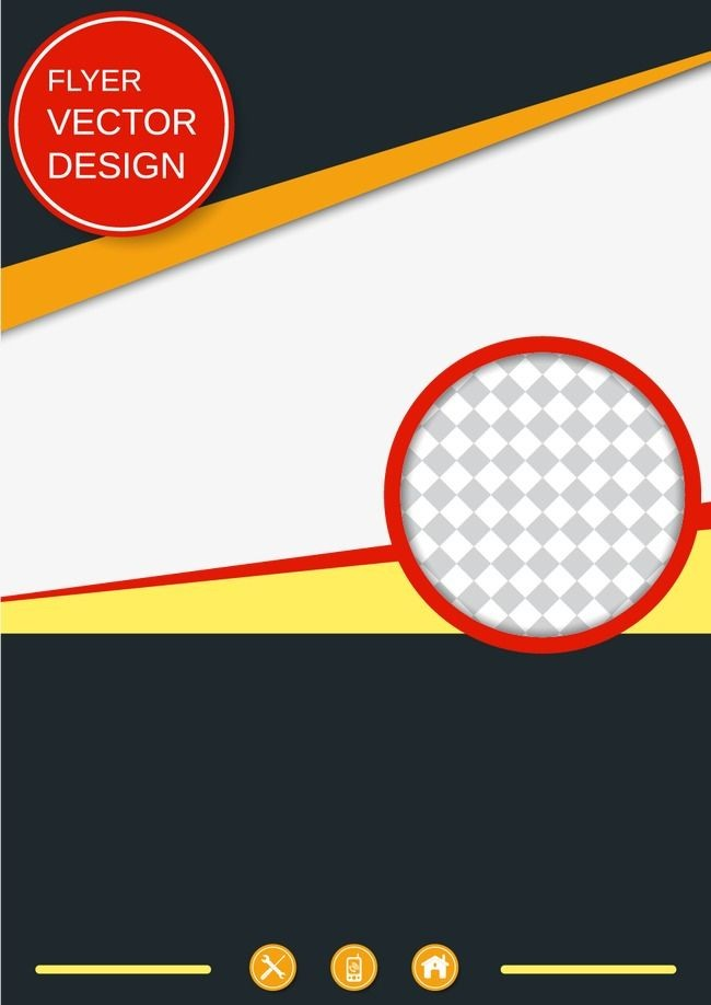 flyer template design png  Vector Creative Business Poster Material, Beautifully ..