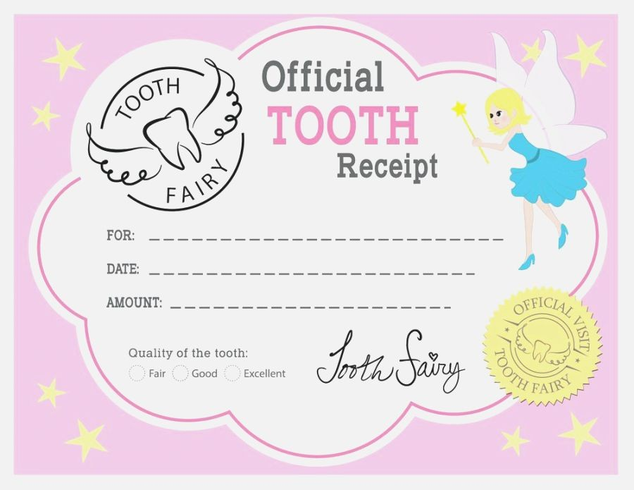 tooth fairy letter template girl free  45 Crush Printable Tooth Fairy Letter | NordFX - tooth fairy letter template girl free