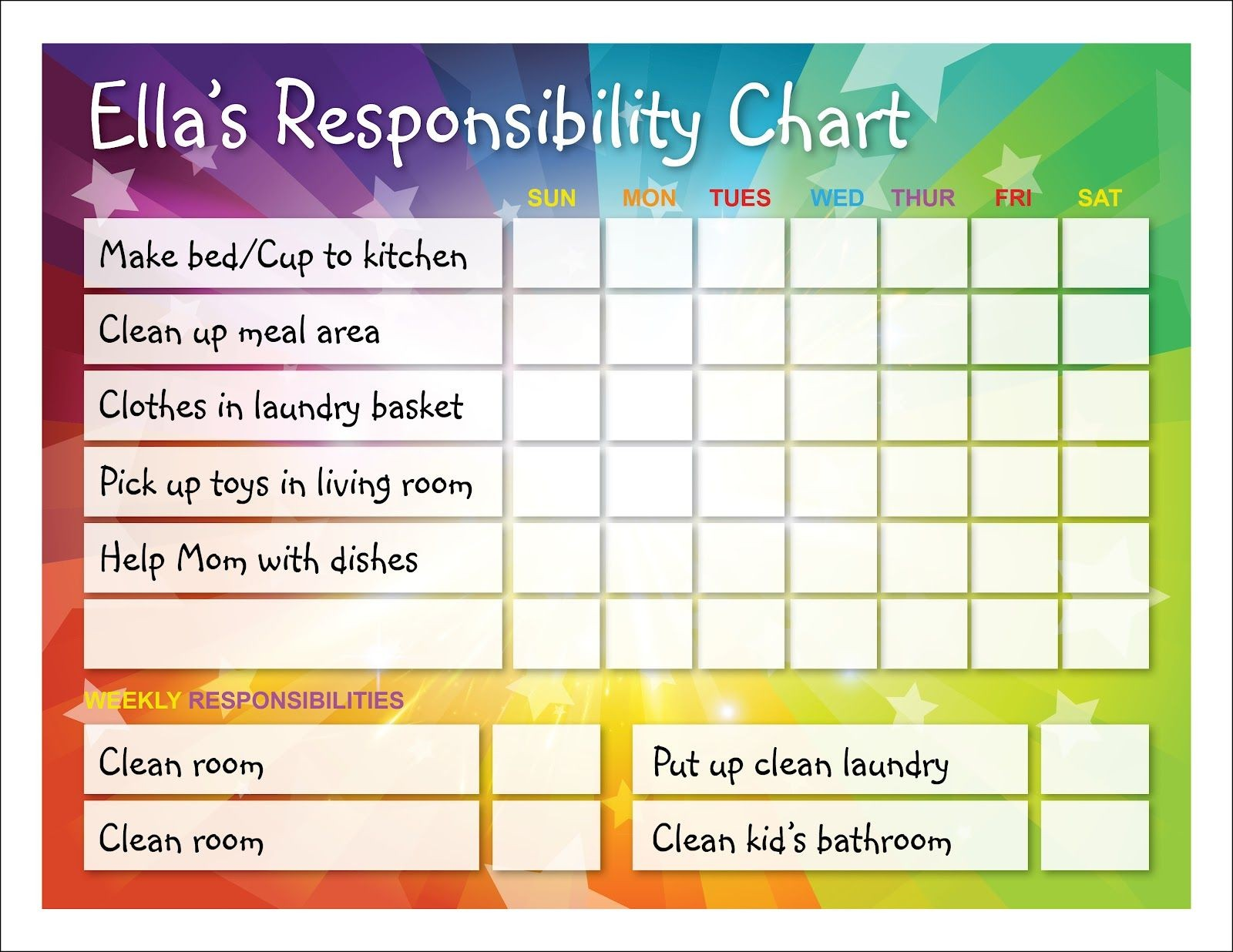 schedule template kids five  5 year old kids schedule template | Pursuits in Homemaking ..