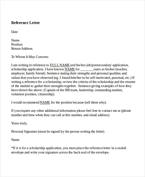 recommendation letter for teacher candidate  8+ Reference letter for teacher Templates - Free Sample ..