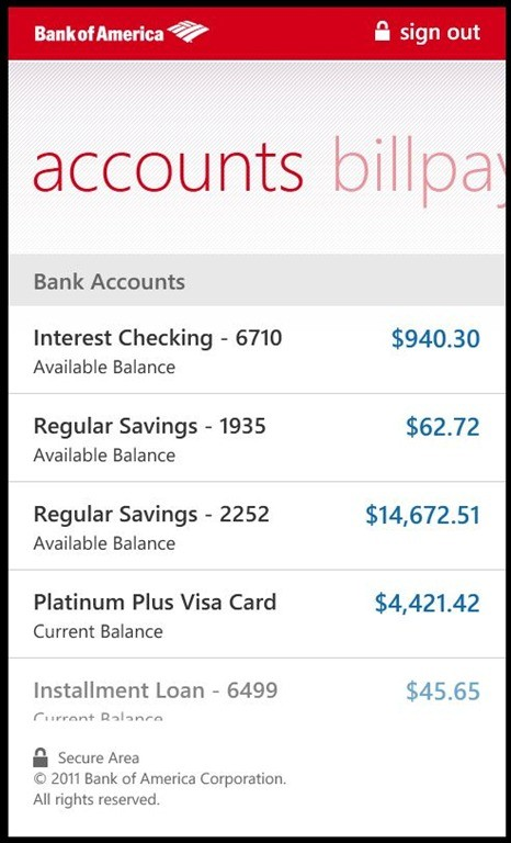 bank of america bank wire online  Bank of America App Updated: Now You Can Make Mobile Check ..